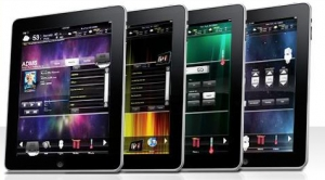 Apple iPad App for Crestron
