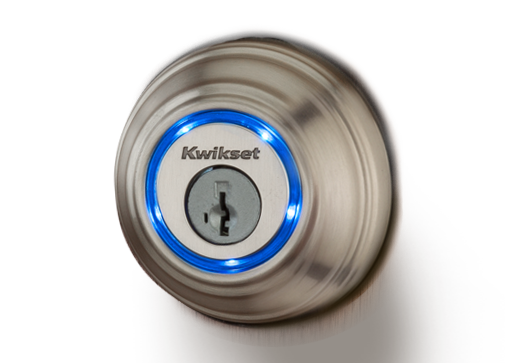 Using The Kwikset Kevo Bluetooth Deadbolt Lock Video