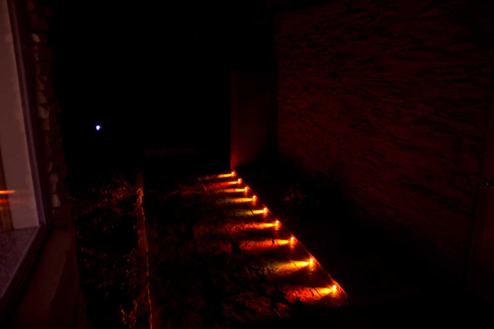 Landscape Lights Too Dim : Lightify gardenspot mini rgb outdoor lighting summary page