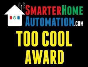 Too Cool Award!