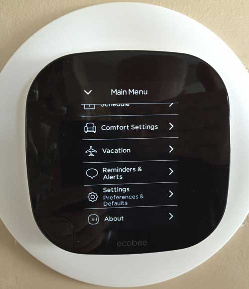 Ecobee3 Smart Thermostat Review