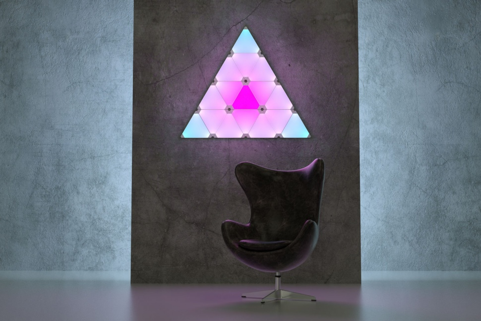 Nanoleaf Aurora Color Changing Led Panel Smart Lights