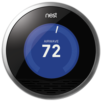 Smart Thermostat Nest Image
