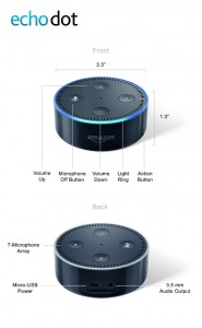 Echo Dot connectivity