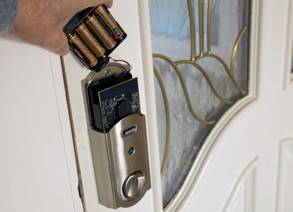Schlage Camelot 619 Z Wave Smart Lock A Review