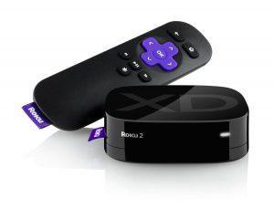 Smart Streaming Roku Image