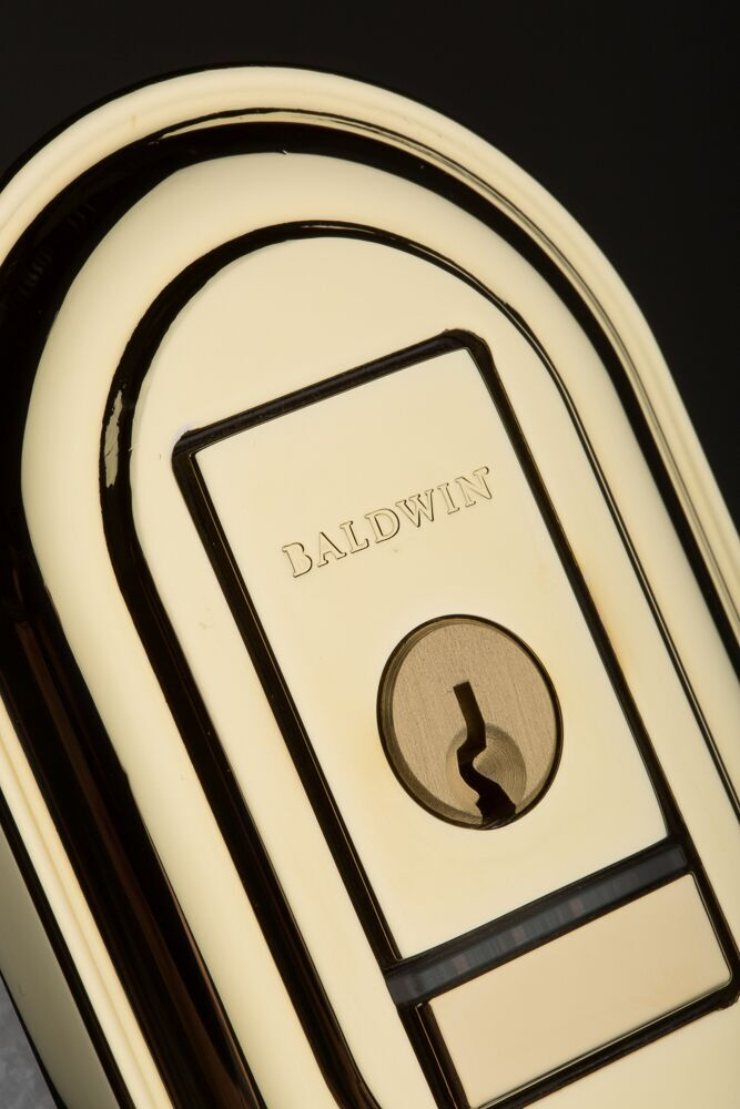 Baldwin Hardware Material Example Smarter Home Automation