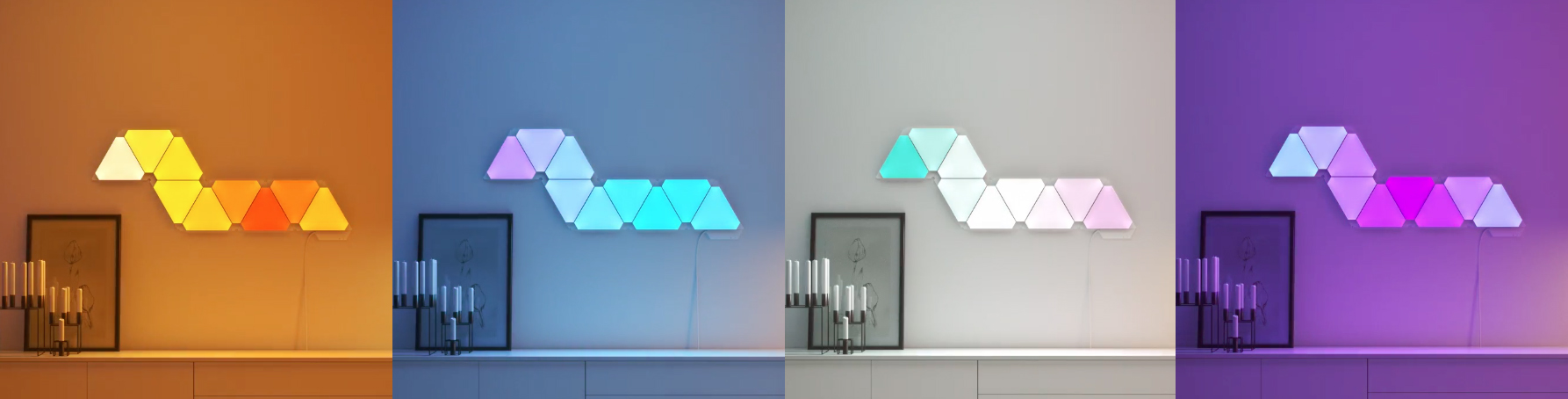 Nanoleaf Aurora Light Scenes