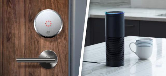 Amazon Alexa Skill for Smart Door Locks & August Home Launches Amazon Alexa Skill for Smart Door Locks