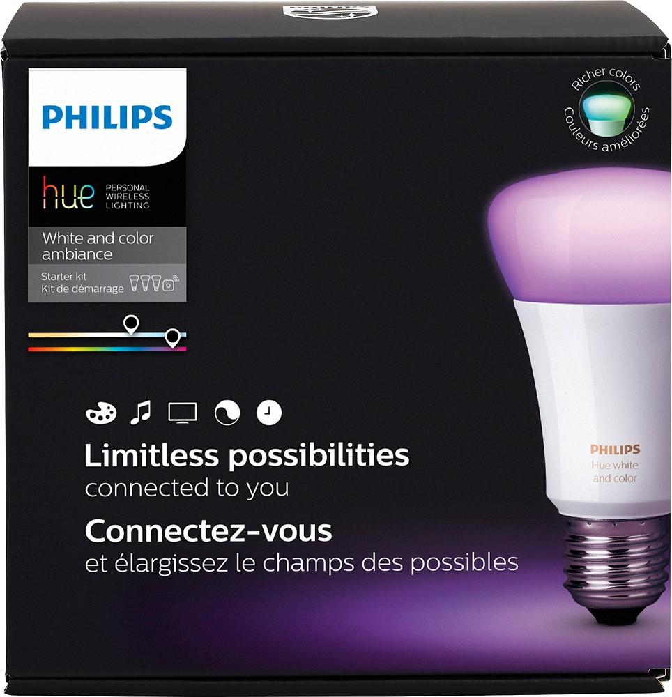 Philips Hue Gen 3 Quot With Richer Colors Quot Smart Bulb