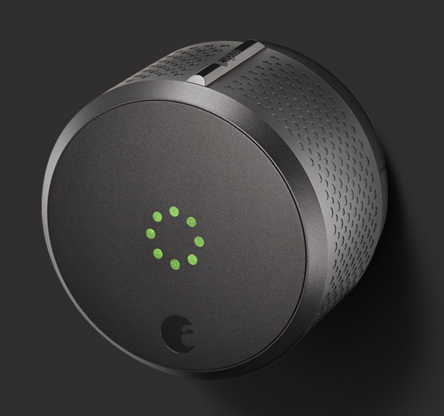 August Smart Lock Pro The Smart Lock Solution For