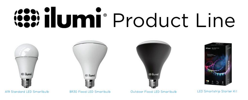 Ilumi Product Line