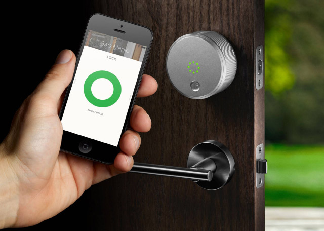 August Smart Locks for Rentals