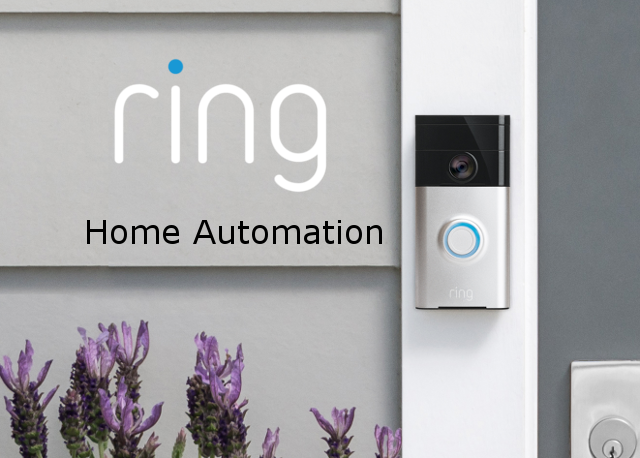 Ring Video Doorbell Home automation