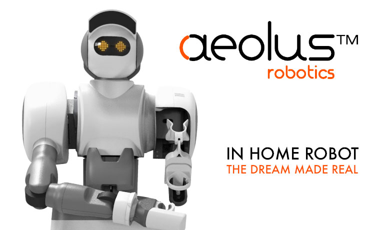 Aeolus Robotics In-Home Robot: The Dream Made Real | Smarter Home ...