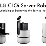 LG CLOi Service Robots Featured Image