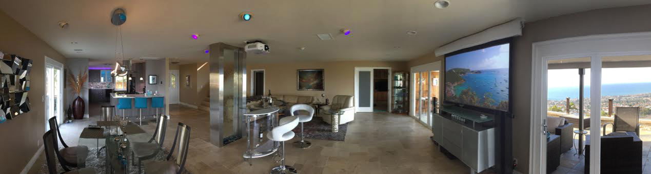 Smart Home Panoramic