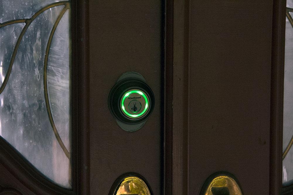 Smart Door Locks Smarter Home Automation