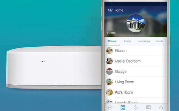 Next Home Automation Reviews: Samsung SmartThings Hub