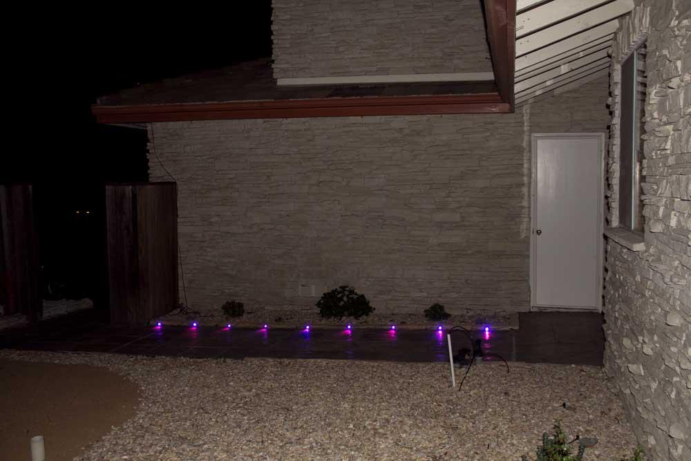 lightify gardenspot mini rgb lights a great value proposition - Garden Spot