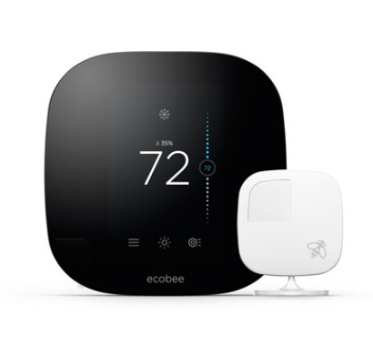Ecobee3 and Lil'Bee