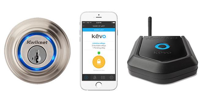 Kevo Plus Remote Locking Service For Bluetooth Deadbolt