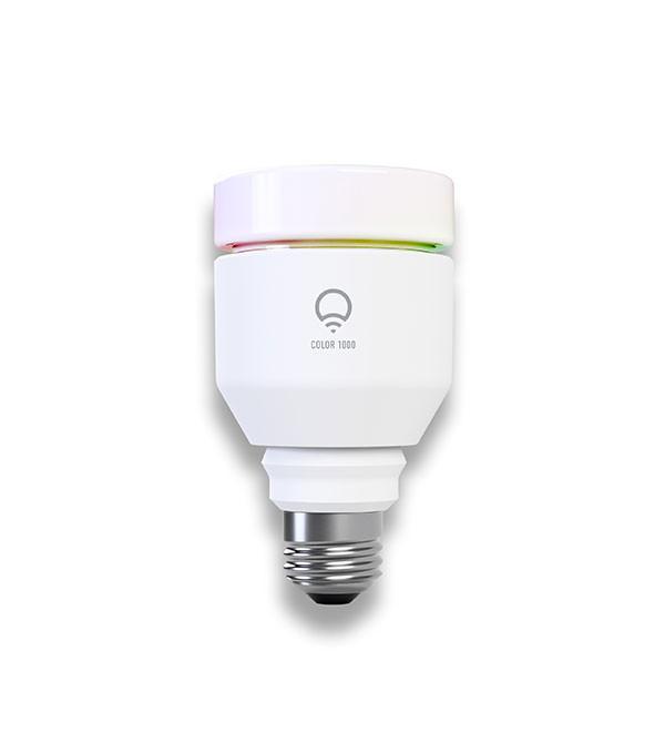 Lifx Wi Fi Smart Led Light Bulb Series Smarter Home