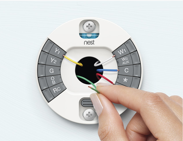 4 Wire Thermostat Nest