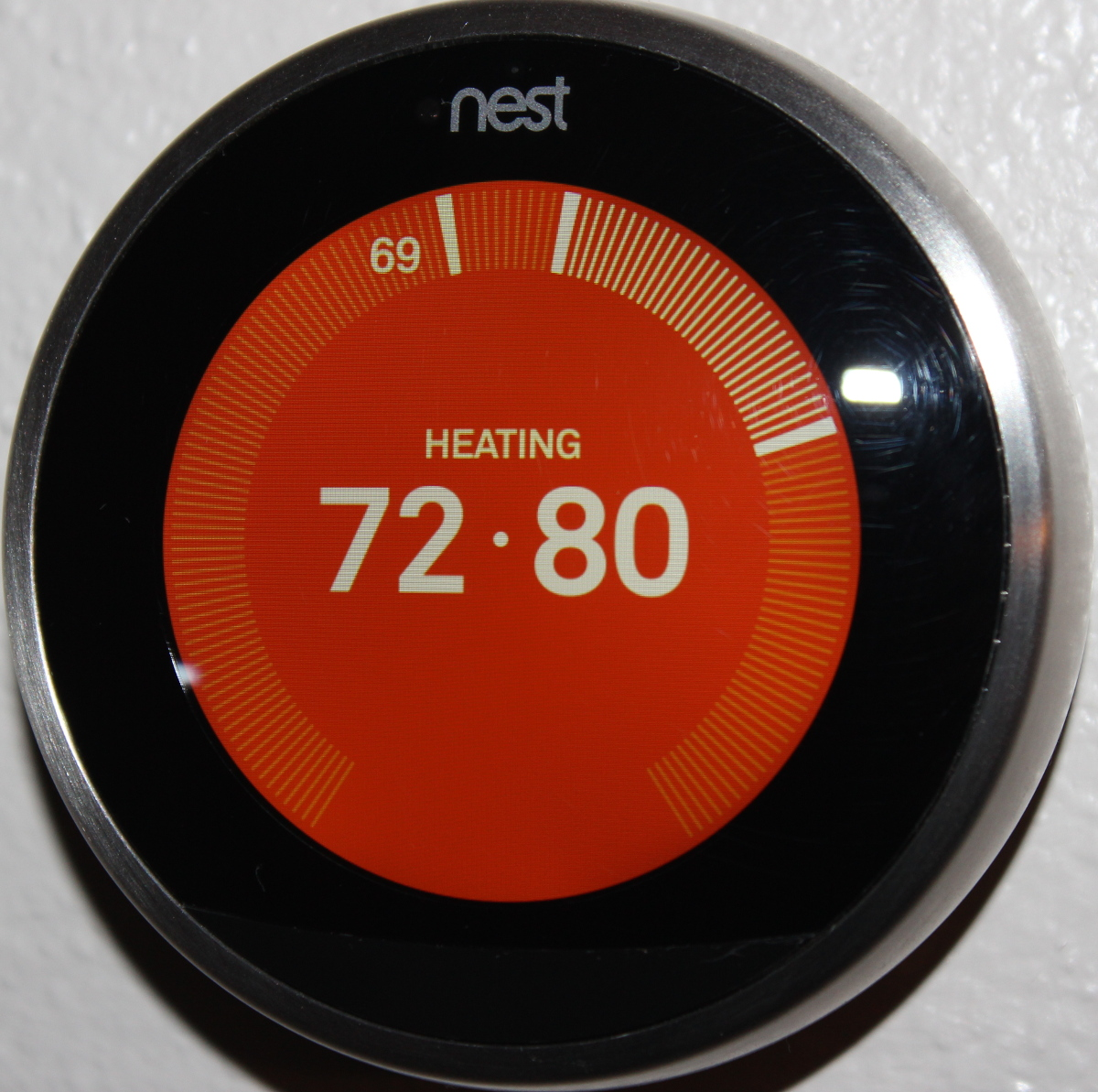 Nest 3rd Gen Learning Thermostat Review - Install, Setup, Apps and Web