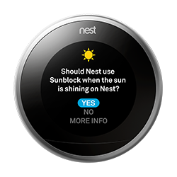 Nest 3rd Gen Learning Thermostat Review Nest Sense And