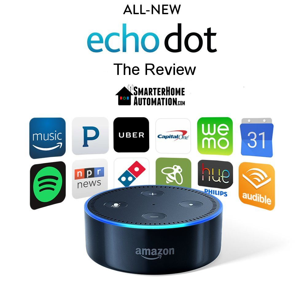 How is echo dot powered-4977