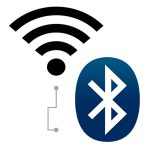 WiFi and Bluetooth Symbols