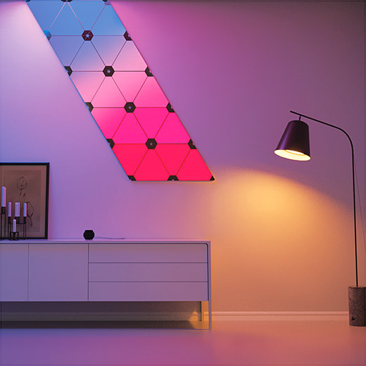 Nanoleaf Aurora The Art Of Smart Lighting Design