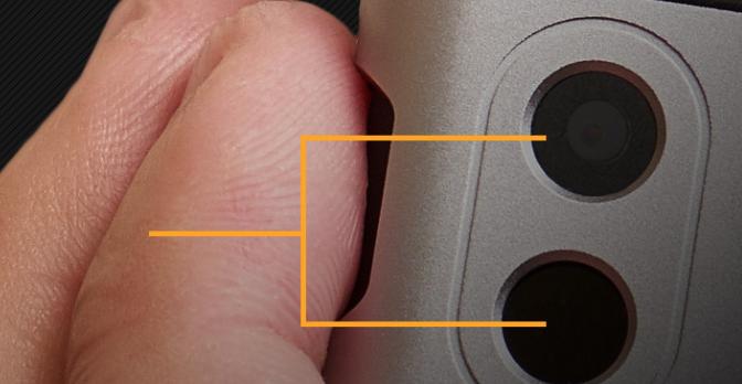FLIR ONE Dual Cameras
