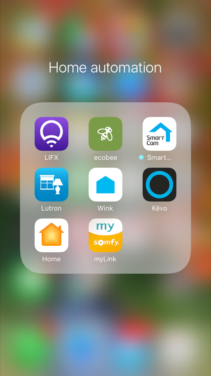 Review - myLink Controller and App for Somfy Motorized Shades
