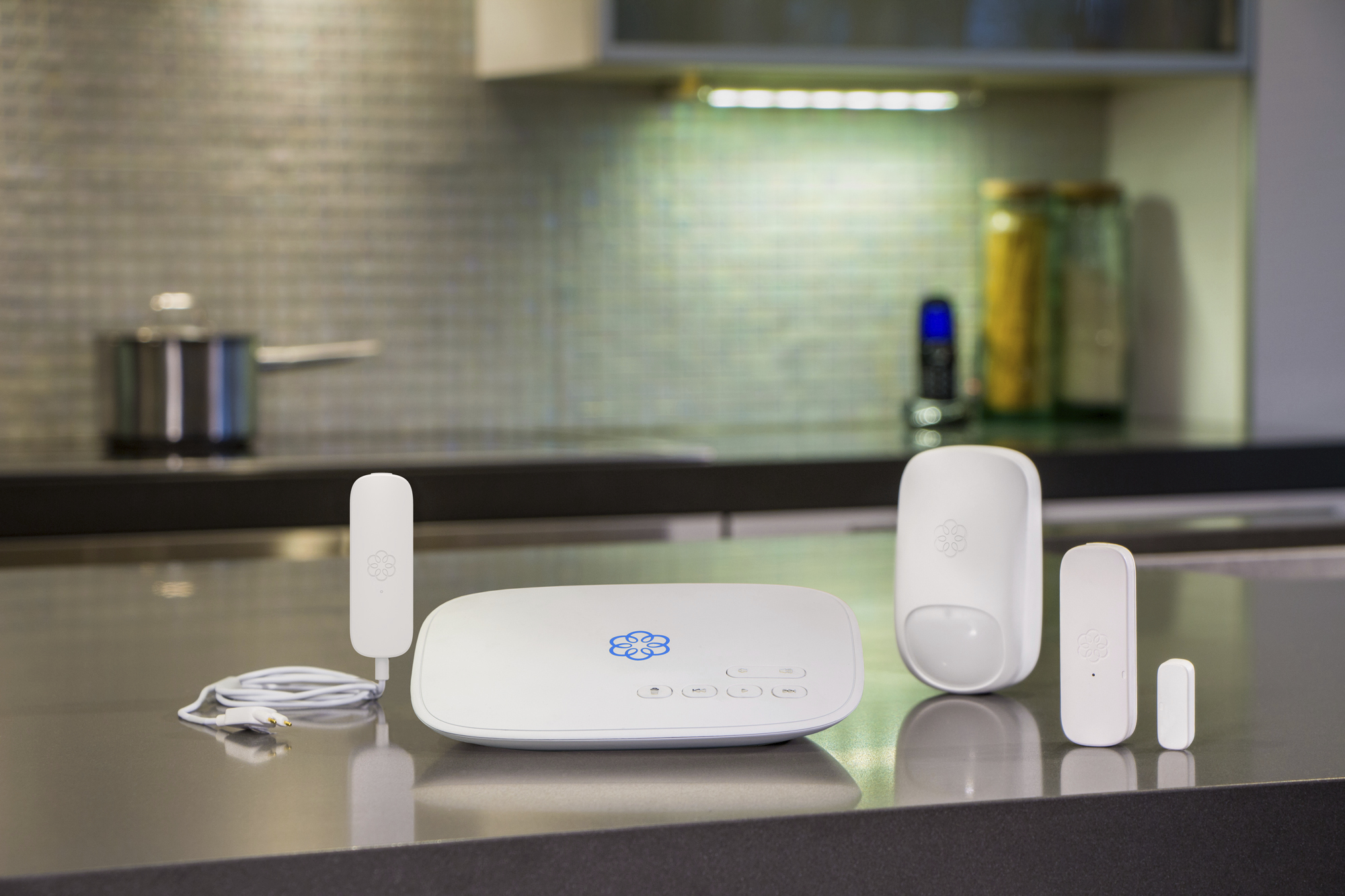 Ooma Home Monitoring System