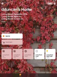 HomeKit Status Page