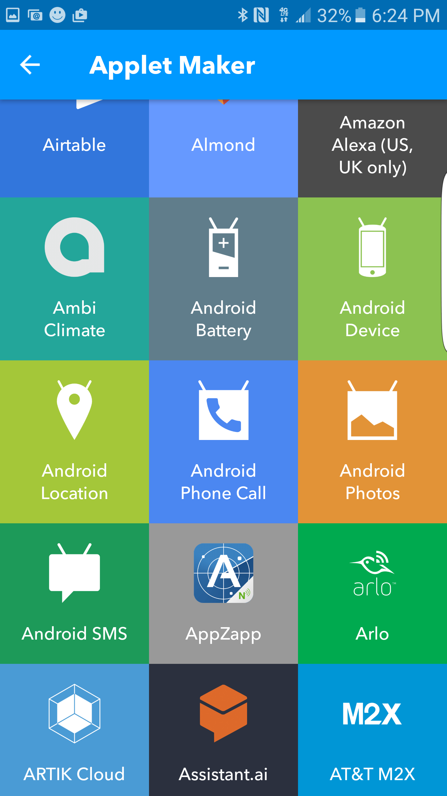 IFTTT - The App that Automates your Home and Life