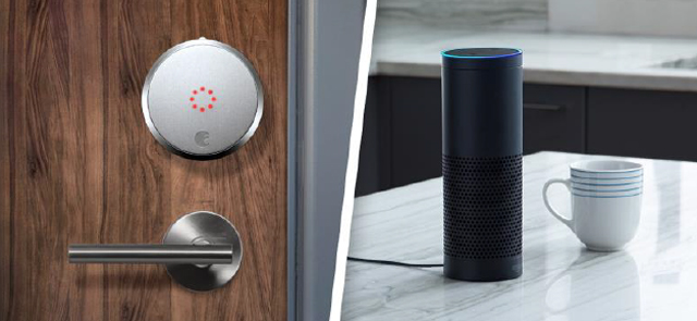 August Home Launches Amazon Alexa Skill For Smart Door Locks