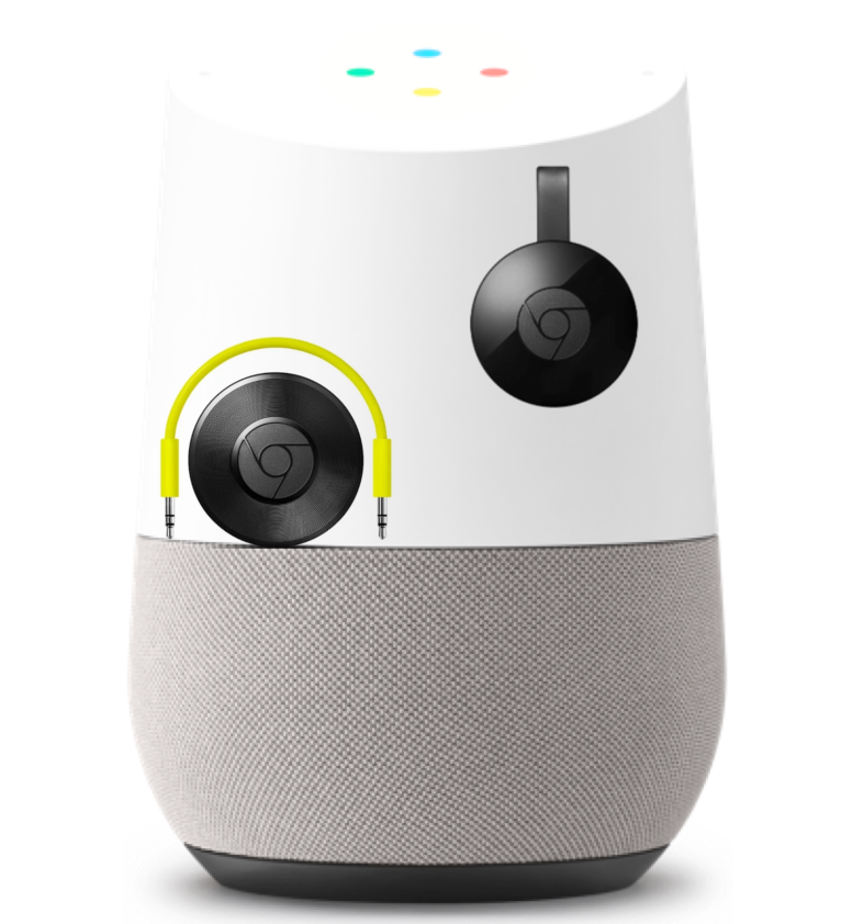 Google Home Rentals: Google Home - Bringing Voice Control To Your AV