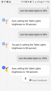 Google Assistant can control your home from all of your mobile devices.