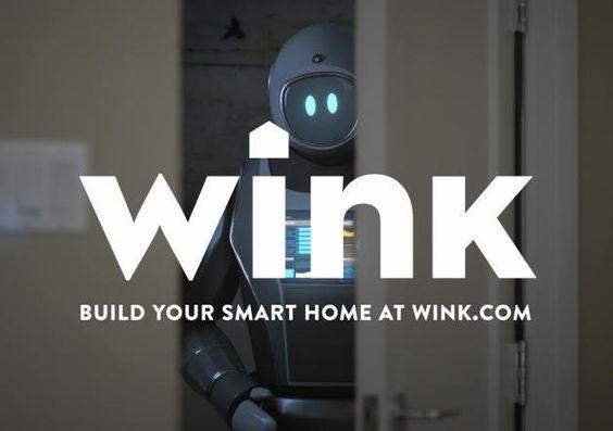 Wink HUB 2 robot