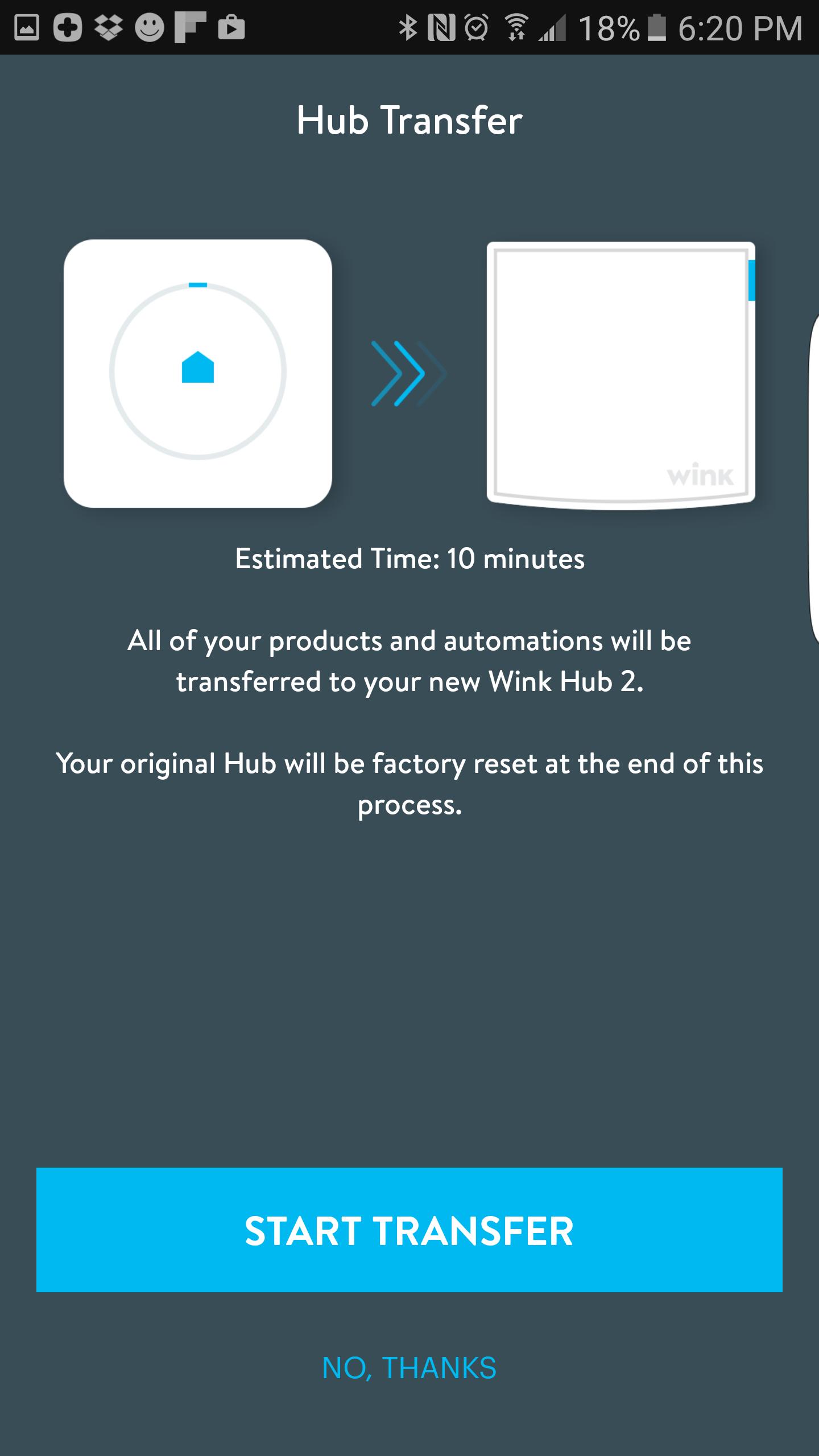 Wink Hub 2 Setup Upgrading And Compatibility Smarter
