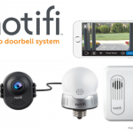Notifi video doorbell system