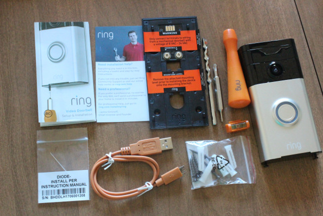 Ring - The Doorbell for Smartphones - A Review | Smarter