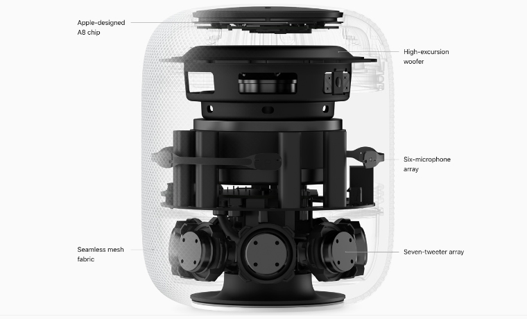 Apple HomePod Internal Speaker