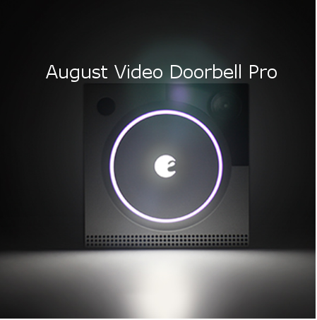 August Video Doorbell Pro