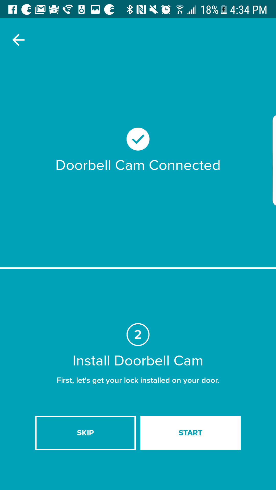 August Doorbell Cam Pro Install Mounting And The App Review How To Wire First Step In Is Pick Type Of Material You Will Be On