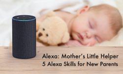 Alexa Mother's Little Helper Article