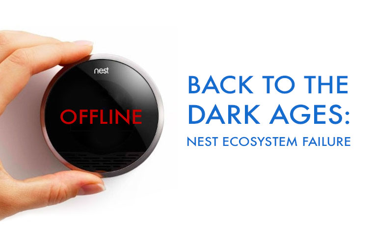 Back to the Dark Ages Nest Ecosystem Failure